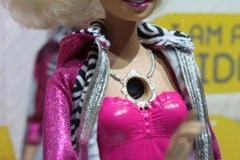 Hidden camera in Video Girl Barbie Doll