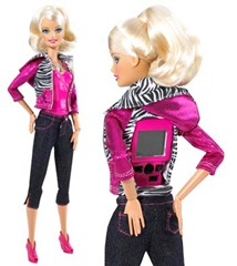 Video Girl Barbie Doll